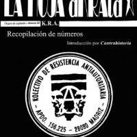 """[Espanha] Nova edição: """"A folha áKRAta. Recompilação de números. Introdução por Contrahistória."""