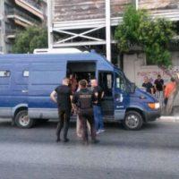 [Grécia] Comunicado da Organização Política Anarquista sobre os desalojamentos das três okupas em Tessalônica