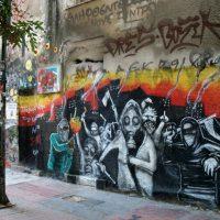 [Grécia] Milícia anarquista assume responsabilidade por execução de mafioso traficante de drogas