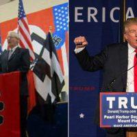 Líder do partida nazista dos EUA apoia candidatura de Trump