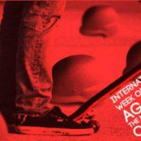 Um chamado à ação: Semana Internacional Contra a Militarização da Juventude