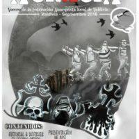 [Chile] Saiu um novo número do jornal Acracia