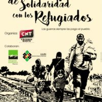 [Espanha] Extremadura: Campanha de Solidariedade com os Refugiados