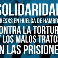 """[Espanha] José Ángel Martins Mendoza """"Peke"""", em Greve de Fome desde o dia 14 de setembro contra os abusos dos carcereiros de Topas"""
