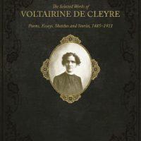 [EUA] Lançamento: Obras selecionadas de Voltairine de Cleyre. Poemas, Ensaios, Rascunhos e Histórias, 1885-1911. Voltairine de Cleyre (Autora); Alexander Berkman (Editor)