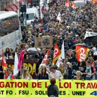 """[França] Novas manifestações contra a """"Lei do Trabalho"""""""