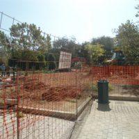 [Grécia] Rouf, Atenas: Luta contra os planos da autoridade municipal e do Capital para eliminar o último parque do bairro