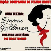 [Guarulhos-SP] Formação: Companhia de Teatro Libertário