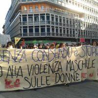 [Itália] Assembleia Pública Contra a Violência de Gênero