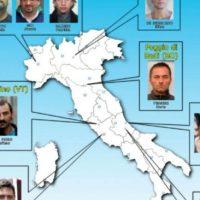 [Itália] Turim: 7 anarquistas são detidos acusados de pertencer a FAI