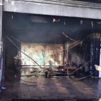 [Malásia] Kuala Lumpur: Incêndio no Espaço Anarquista Rumah Api. Solidariedade é necessária para reparos