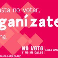 [México] Não voto, não me calo