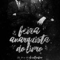 [Portugal] Lisboa: Programa da Feira Anarquista do Livro 2016
