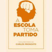 Prévia do Festival do Filme Anarquista e Punk de São Paulo: exibição do documentário 'A Escola Toma Partido', de Carlos Pronzato
