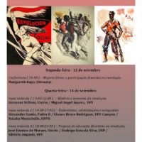 [Rio de Janeiro-RJ] Colóquios Revolução Espanhola 80 anos