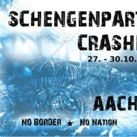 [Alemanha] Chamada para ação: Nenhuma Fronteira, de 27 até 30 de outubro