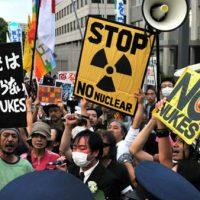 [Alemanha] Contra a indústria nuclear e tudo o que ela trás. Contra o imperialismo de Estado e contra a guerra.