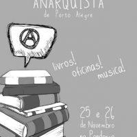 Chamada para 7ª Feira do Livro Anarquista de Porto Alegre (RS)
