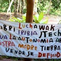 [Costa Rica] Comunicado: Resistência solidária ante as violentas agressões a indígenas em Cabagra