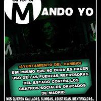 [Espanha] Campanha contra o despejo do ESOA La Dragona