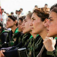 [Espanha] Contra os ataques do exército turco. Solidariedade com a luta curda.