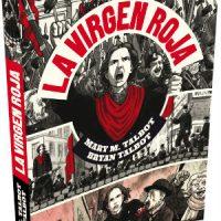 [Espanha] Lançamento HQs: A Virgem vermelha, de Mary M. Talbot e Bryan Talbot