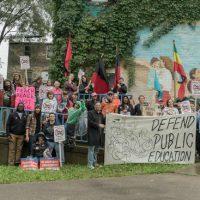[EUA] Milwaukee: Sem escola Voucher capitalista, parasita e militarista