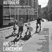 [França] Aperitivo de lançamento do Centro Social Autogerido da Palavra Errante Amanhã