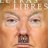 """[México] Capa de revista mexicana traz Donald Trump com bigode à la Hitler: """"Fascista americano"""""""