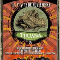 [México] Feira Libertária do Livro e da Publicação em Tijuana