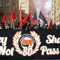 [Reino Unido] Marcha antifascista reúne milhares de pessoas em Londres