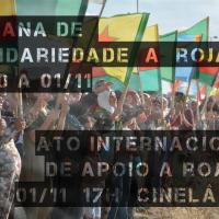 [Rio de Janeiro-RJ] Solidariedade à Rojava