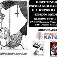[São Paulo-SP] Debate: Escola Sem Partido e Reforma do Ensino Médio