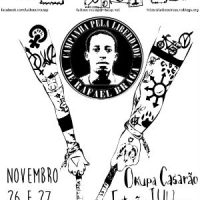 [São Paulo-SP] Pela Liberdade de Rafael Braga: Tattoo Circus SP 2016
