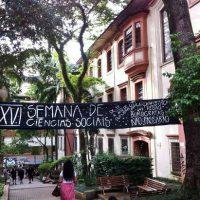 [São Paulo-SP] XVI Semana de Ciências Sociais, de 17 a 20 de outubro