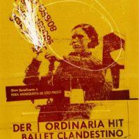 Show beneficente à VII Feira Anarquista de São Paulo acontece neste domingo