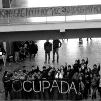 Toda solidariedade e apoio a ocupação da UFFS em Laranjeiras do Sul, da UEA em Tefé- AM e a luta autônoma indígena, ribeirinha e camponesa estudantil no Paraná e no Amazonas!