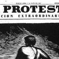 [Argentina] Inauguração da Mostra Gráfica do Anarquismo (1893-1939)