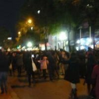 [Bolívia] Protestos contra o feminicídio em Cochabamba e La Paz
