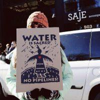 [Canadá] Vídeo: Solidariedade em Montreal - #NoDAPL