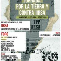 [Chile] Jornada Pela Terra e Contra IIRSA
