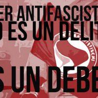 [Espanha] Jornadas solidárias com os antifascistas de Zaragoza