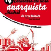 [Espanha] Madrid: 14° Encontro do Livro Anarquista, de 9 à 11 de dezembro de 2016