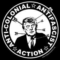 """[EUA] Ação anticolonial e antifascista: """"Torne impossível para esse sistema governar em terra roubada"""""""