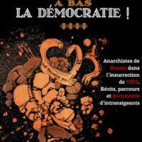 [França] Lançamento: Viva a revolução, abaixo a democracia!