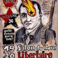 [França] Nantes: Salão do livro libertário em torno de Benjamin Péret