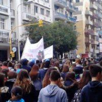 """[Grécia] """"A tomar de novo a vida em nossas mãos"""": Chamado de estudantes anarquistas do secundário às mobilizações estudantis"""