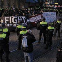"""[Holanda] Sobre as prisões em massa na manifestação """"Lute contra a Repressão"""""""