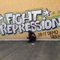 [Holanda] Vídeo-mobilização: Lute contra a repressão!