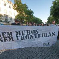 [Portugal] Em Lisboa, manifestação pelos direitos dos imigrantes reúne mais de 1.000 pessoas. Fascistas atacam na rua e na sede do Livre